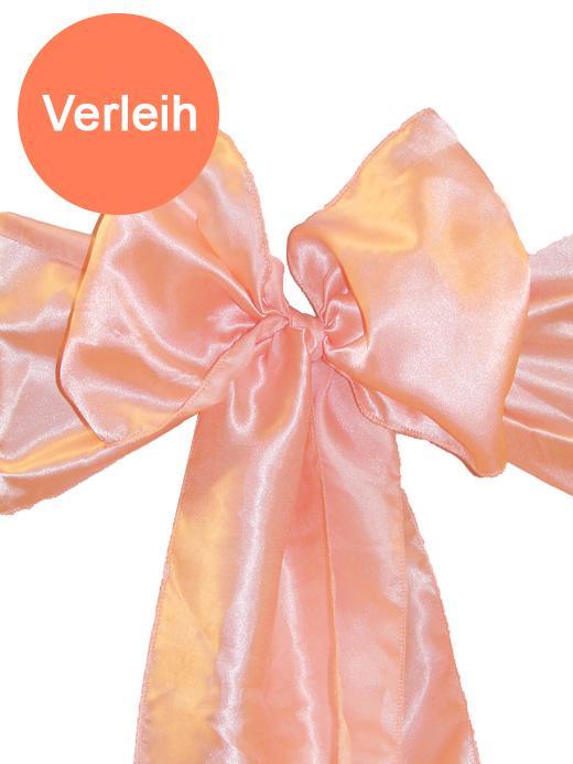 Satin stuhlschleifen in vielen farben f r ihre hochzeit for Hochzeit verleih
